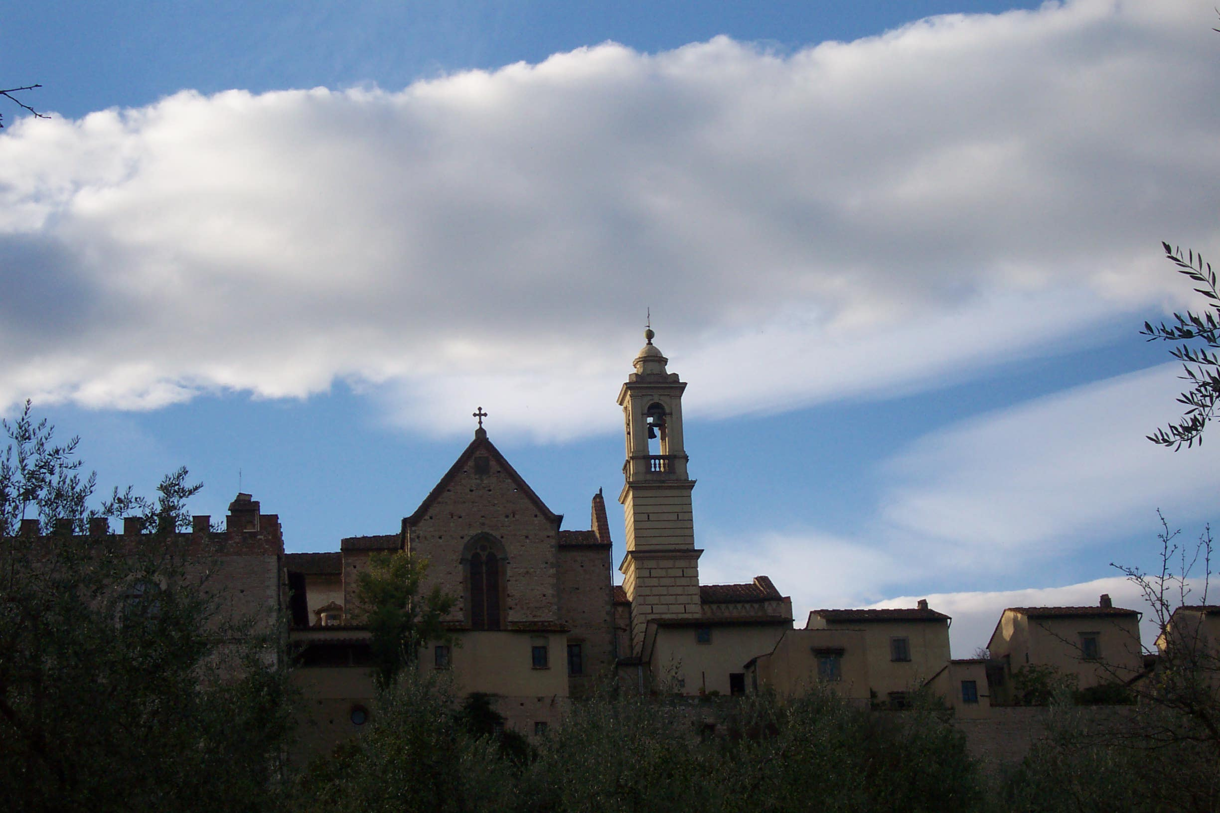A link to information on the Certosa.