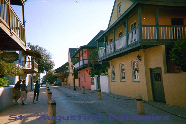 A picture from a St. Augustine trip.  Click for a link.